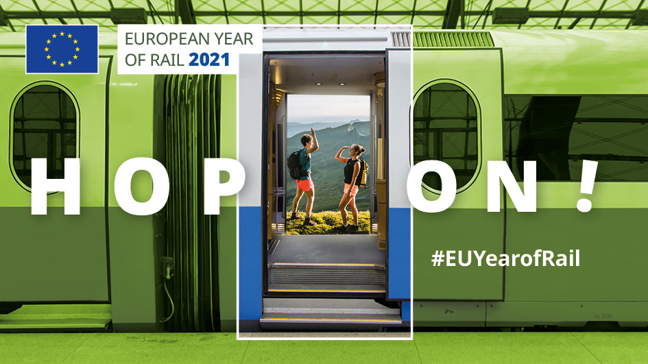 European Year of Rail Launch event